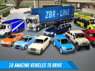 Shopping Mall Car & Truck Parking App Download For Android and iPhone 7