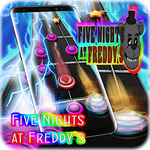 FNaF Guitar Hero Game