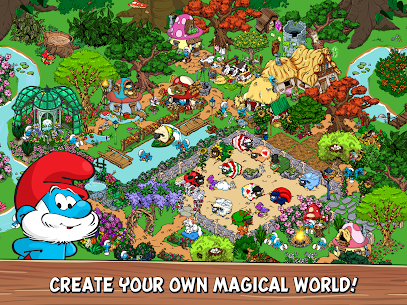 Smurfs' Village App Download For Android and iPhone 8