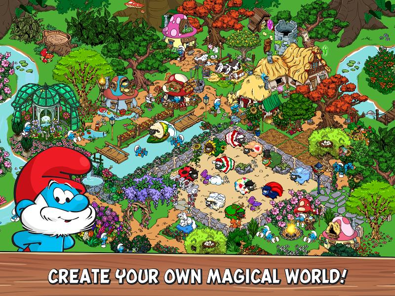 Smurfs' Village Screenshot 7