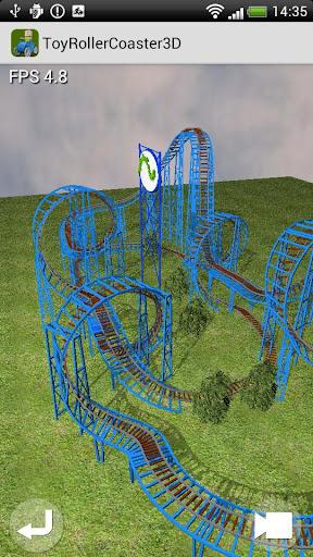 Toy RollerCoaster 3D 2.1.16 Windows u7528 1