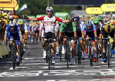 """Caleb Ewan wint Ronde van Wallonië: """"Ook in spint zitten er veel risico's"""""""