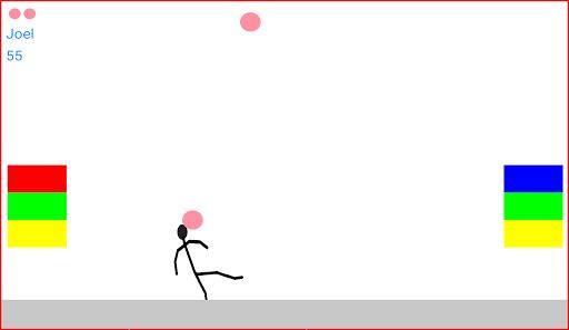 Dodgeball 5 screenshots 2