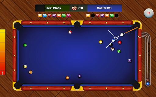 Pool Clash: 8 Ball Billiards & Top Sports Games modavailable screenshots 23