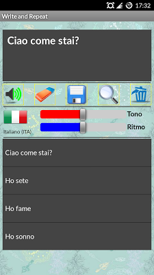 Talk TTS - screenshot
