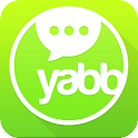 Yabb Text and Voice Messenger icon