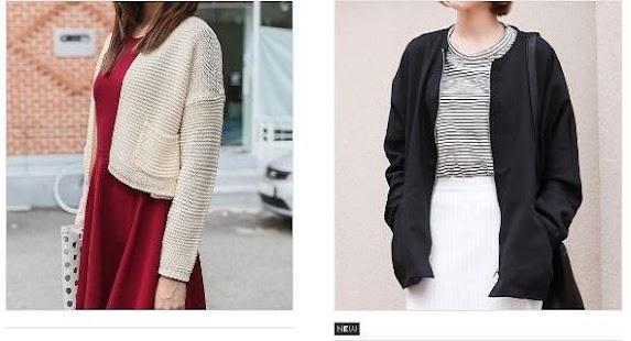 [여성 온라인쇼핑] 여성자켓 , 청자켓 , 가죽자켓 screenshot 4