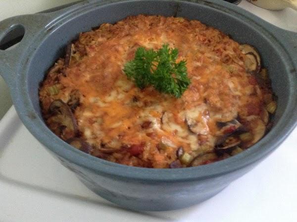Mom's California Rice Recipe