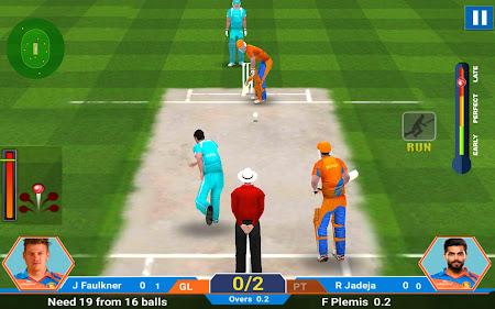 Gujarat Lions T20 Cricket Game 2.0.43 screenshot 1605610