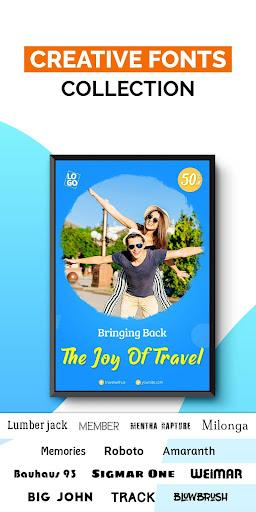 Poster Maker Flyer Maker Graphic Design App 28.0 Apk for Android 6