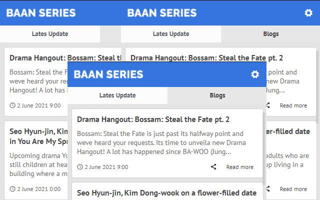 Baan Series - New Latest News Update