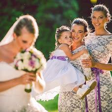 Wedding photographer Daniel Cseh (DandVfoto). Photo of 24.08.2016