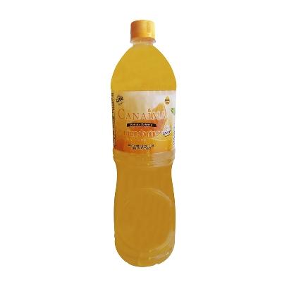 agua canaima saborizada mandarina 1.5lt