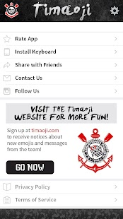 Timaoji - Corinthians Stickers- screenshot thumbnail