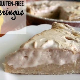 Gluten-Free & Vegan Lemon Meringue Pie