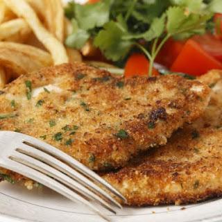 Panko Chicken Schnitzel