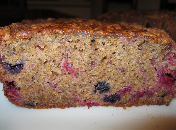 Berry Bread Recipe