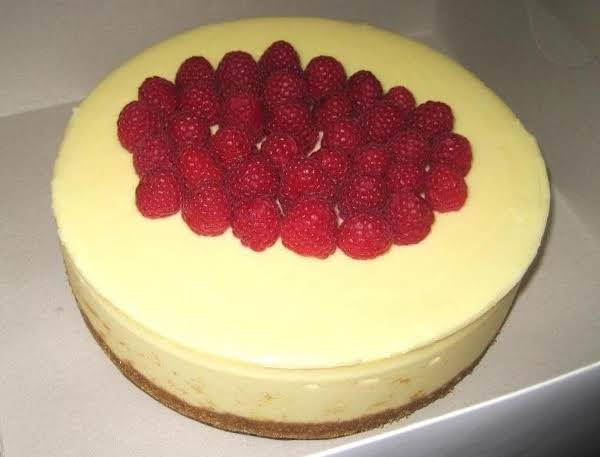 My Big 'ole Cheesecake!