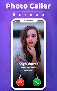 Photo Caller Screen – HD Photo Caller ID 1