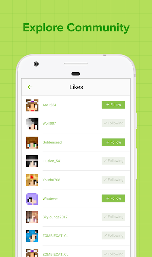 Skinseed for Minecraft for Android apk 10