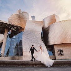 Wedding photographer Kepa López (kenoa). Photo of 17.11.2015