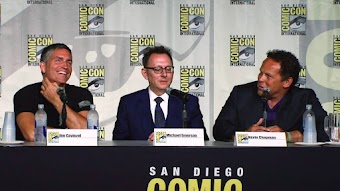 Person of Interest: 2015 Comic-Con Panel