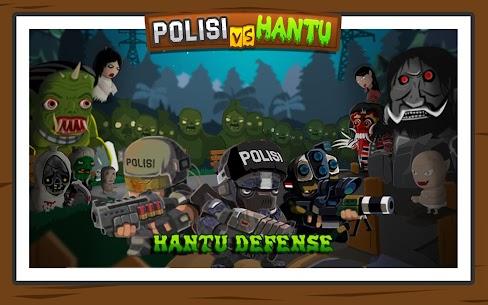 Polisi vs Hantu Pocong, Genderuwo, Tuyul – Defense 1.5 6