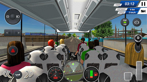 Bus Simulator 2019 - Free 2.1 screenshots 5