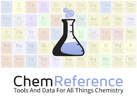 ChemReference: Periodic Table