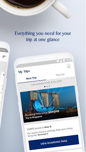 singapore airlines screenshot 2