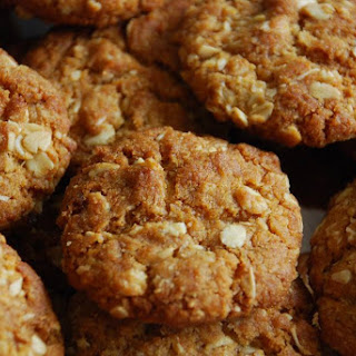 Don't mess with a good thing – Anzac Biscuits