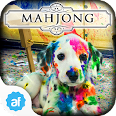 Hidden Mahjong: Happy Dog Life