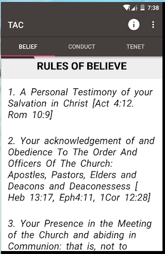 Download The Apostolic Church Google Play softwares