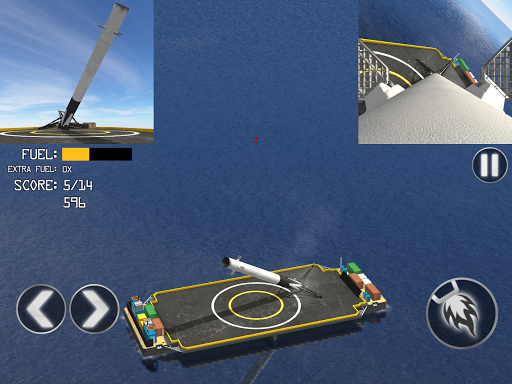 First Stage Landing Simulator 0.9.4 screenshots 10