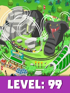 Idle Theme Park Tycoon Mod Apk [Unlimited Money] 8