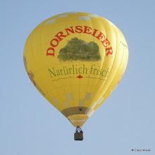 Photo: Ein Traumwetter zum Ballonfahren!