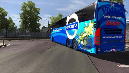 Real Driving Proton Bus Simulator 2020 1.0.6 screenshots 2