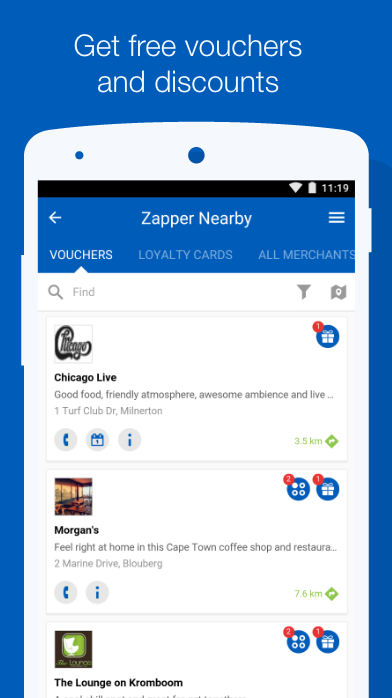 Zapper- screenshot