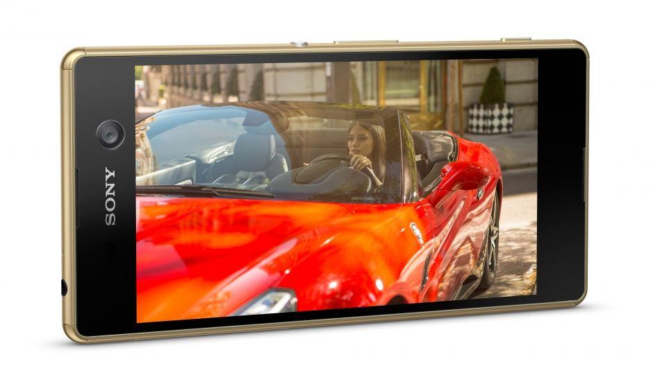 Sony Xperia M5 quay lại những hình ảnh di chuyển nhanh một cách sắc nét