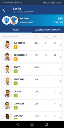 Leghe Fantagazzetta 5.0.23 screenshots 4