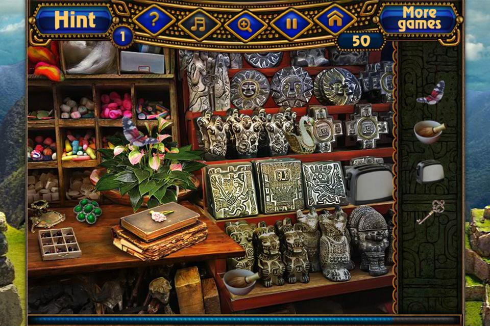 Treasures Of Machu Picchu Free- screenshot
