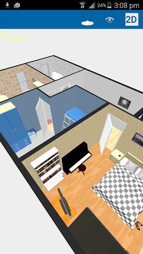 Renovations 3D 2.25 screenshots 3