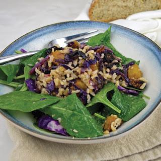 Autumn Salad from Everyday Vegan