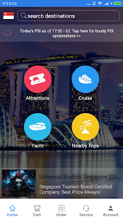 WeekendGoWhere-Travel Deals- screenshot thumbnail