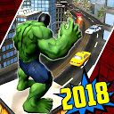 Incredible Monster Big Man Fighting Hero 2018 APK