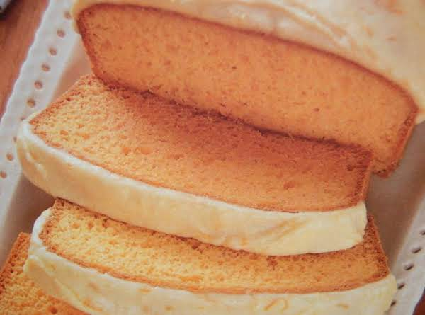 Danish Orange Loaves Recipe