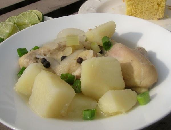 Bahamian Chicken Souse Recipe