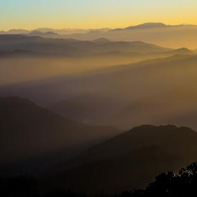 light by Jayanta Roy - Landscapes Mountains & Hills