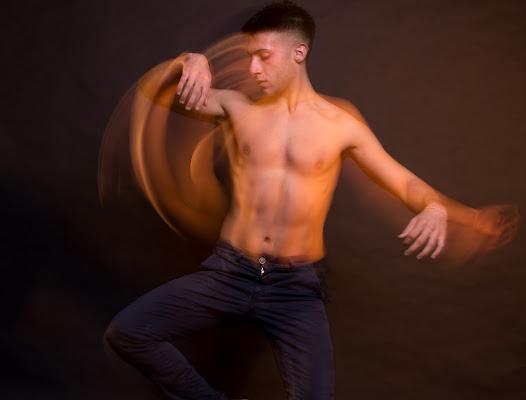Prove di ballo di Fabien