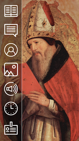 Augustine's Confessions Screenshot